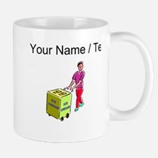 Custom Ice Cream Vendor Mugs