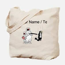 Custom Hazmat Team Tote Bag