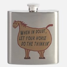 Let Your Horse Think Flask