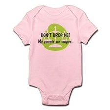 Parents Lawyer Infant Bodysuit