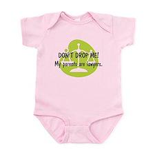 Parents Lawyer Infant Bodysuit