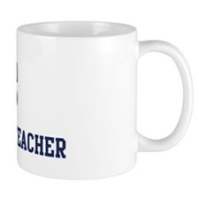 Retired Biochemistry Teacher Mug