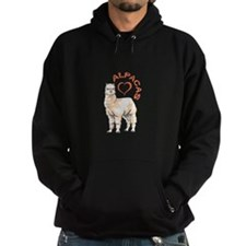 LOVE ALPACAS Hoody