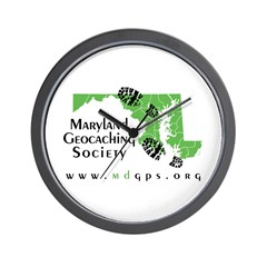 MGS Wall Clock