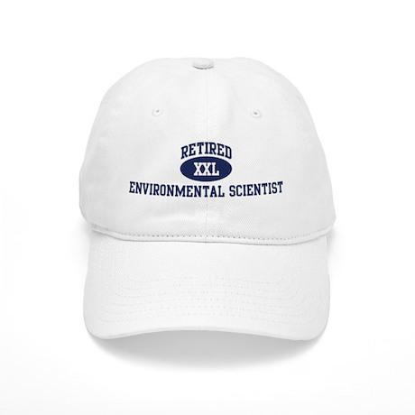 Retired Environmental Scienti Cap