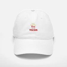 Ticos Baseball Baseball Cap