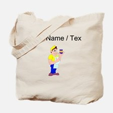 Custom Grocer Tote Bag