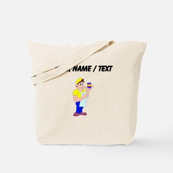 Custom Grocer Tote Bag