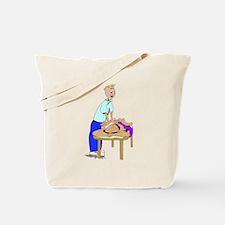 Masseur Tote Bag