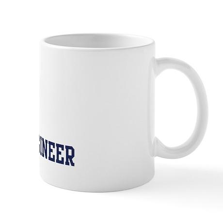 Retired Electrical Engineer Mug