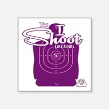 yes i shoot like Sticker