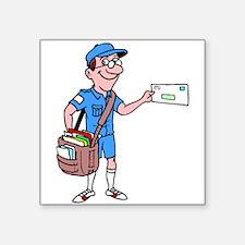 Mail Carrier Sticker