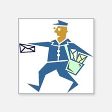Mail Carrier Sticker