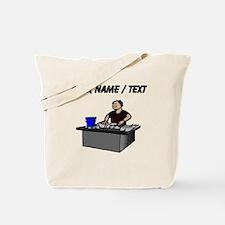 Custom Fishmonger Tote Bag