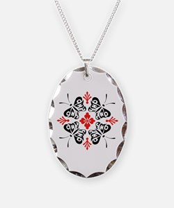 BUTTERFLY FLORAL Necklace