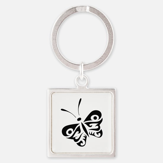 ONE COLOR BUTTERFLY Keychains