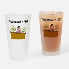 Custom Film Developer Drinking Glass