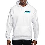 True Blue North Carolina LIBERAL Hooded Sweatshirt
