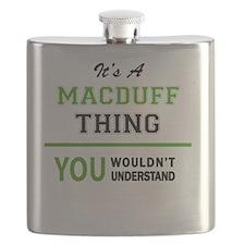 Unique Macduff Flask