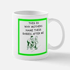 curling joke Mugs