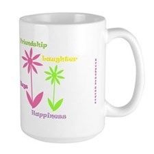 Friendship Flower Mug
