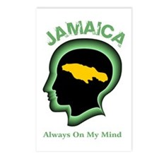 Always On My Mind Postcards (Package of 8)