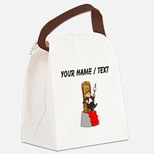 Custom Editor Canvas Lunch Bag