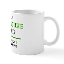 Cute Marmaduke Mug
