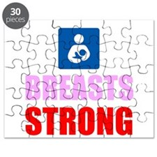 Breasts Strong Puzzle