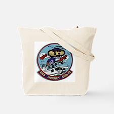 USS Hornet Ship's Image Tote Bag