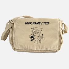 Custom Architect Messenger Bag