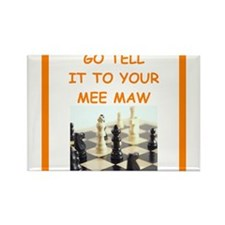 chess joke Magnets