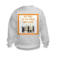chess joke Sweatshirt
