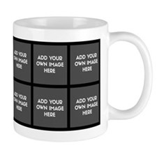 Add Your Own Image Collage Mugs