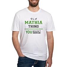Cool Mathias Shirt