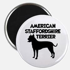 AM.STAFF Magnet