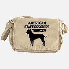 AM.STAFF Messenger Bag