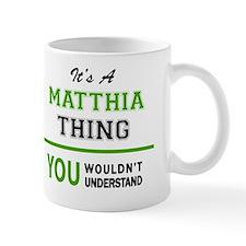 Unique Matthias Mug
