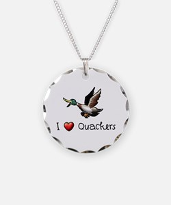 I-love-quackers.png Necklace