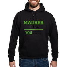 Cute Mauser Hoodie