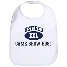 Retired Game Show Host Bib