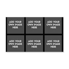 Add Your Own Image Collage Wall Decal