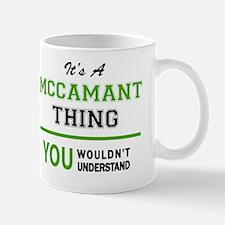 Cute Mccamant Mug