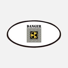 Danger Symbol Patches