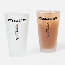 Custom Doctor Drinking Glass