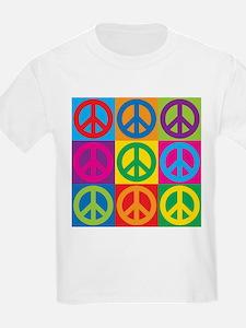 Pop Art Peace T-Shirt