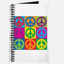 Pop Art Peace Journal