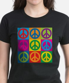 Pop Art Peace T-Shirt