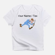 Custom Detective Infant T-Shirt