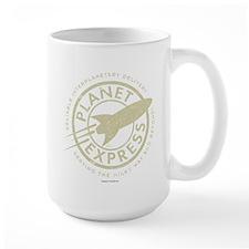 Planet Express Logo Mug